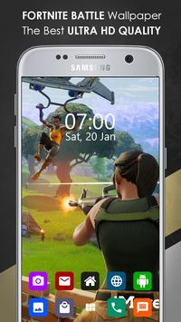 4k Fortnite Battle Royale Wallpaper Background Hd For Android Apk