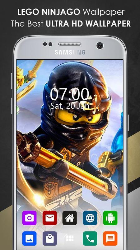HQ LEGO NINJAGO Wallpaper Background 4K Ultra HD 5