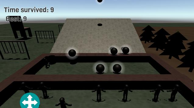 Dodge Bowling Balls apk screenshot