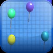 Rainbow Balloon Pop icon