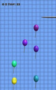 Rainbow Balloon Pop poster