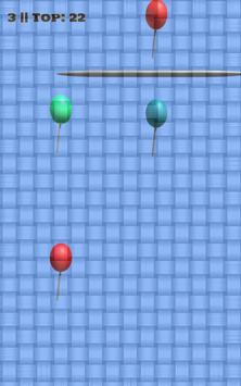 Rainbow Balloon Pop apk screenshot