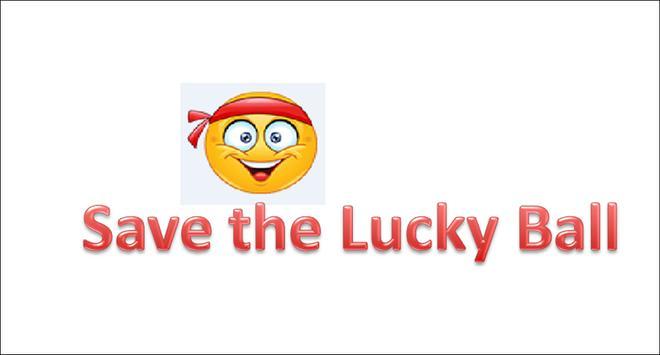 Runaway Lucky Ball screenshot 1