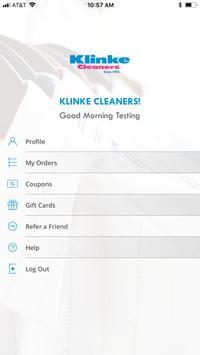 Klinke Cleaners screenshot 1