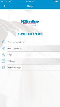 Klinke Cleaners screenshot 3