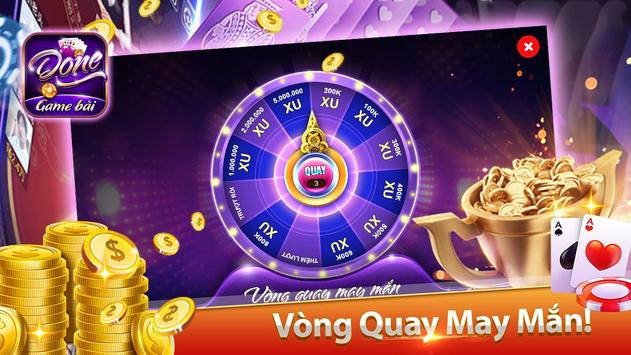 Game bai doi thuong Done screenshot 1