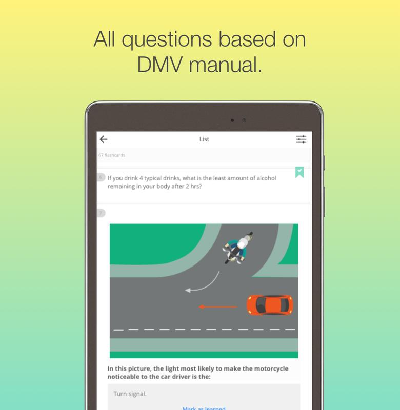 driver knowledge test handbook