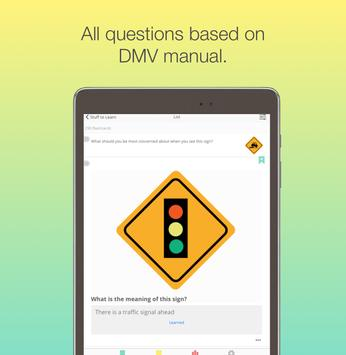 Maryland MVA Driver License test - Permit Test MD apk screenshot
