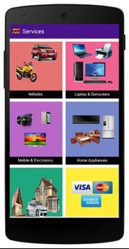 Spot Cash - Pawn / Sell Online apk screenshot