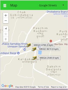 Lp Contai Tracking screenshot 1