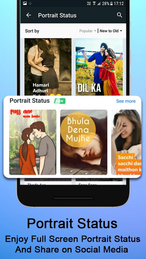 Video Songs Status Whatsapp Status Video For Android Apk