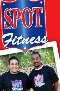 S.P.O.T. Fitness poster