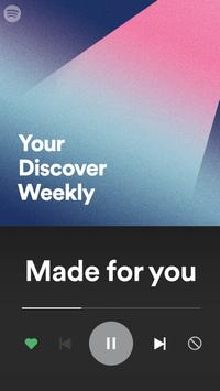 Spotify Music poster