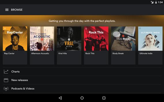 Spotify Music apk screenshot