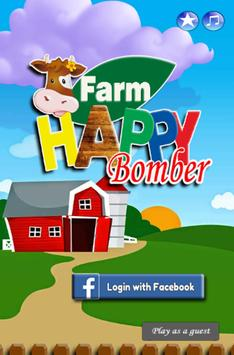 Farm Happy Bomber - Super Puzzle poster