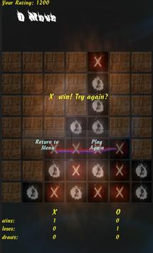 Tic Tac Toe Revolution apk screenshot