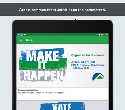 EMEAI Regional Conference screenshot 5