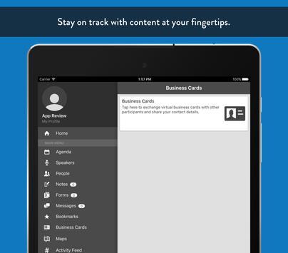 Intelsat Kickoff screenshot 7