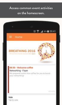 BREATHING Event apk screenshot