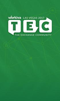 The Exchange Community 2017 poster