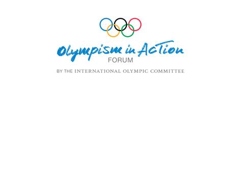 Olympism in Action screenshot 4