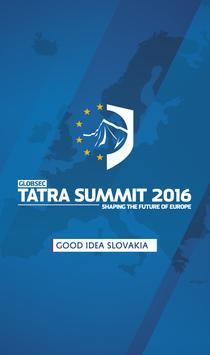 Tatra Summit 2016 poster