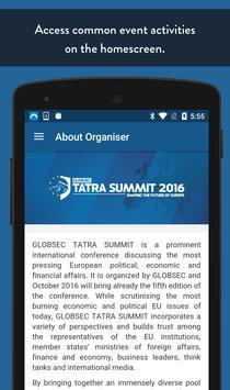 Tatra Summit 2016 apk screenshot