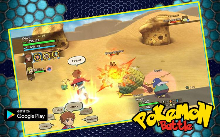 FunPlays: Pokemon RPG Battle Trick for Android - APK Download