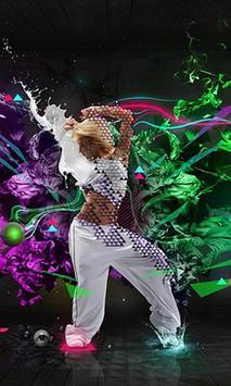 Splatter ArtWork Effects Photo Editor Tool Studio poster