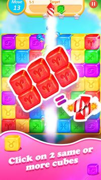 Magic Cube Splash poster