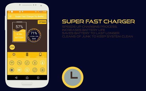 super fast charging app