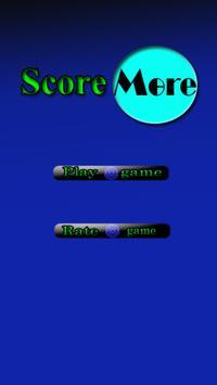 score more poster