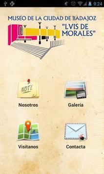 Museo Luis de Morales poster
