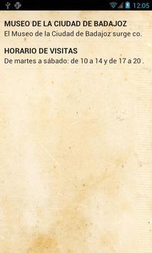 Museo Luis de Morales apk screenshot