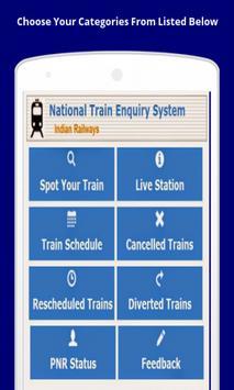 Live Train Status(IRCTC) apk screenshot