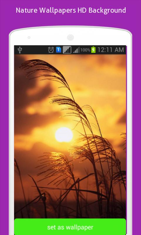 Nature wallpapers full hd for android apk download - Nature wallpaper apk ...