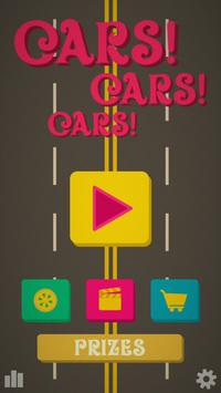 Cars!Cars!Cars! poster