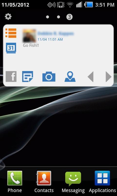Facebook dashboard widget for mac download.