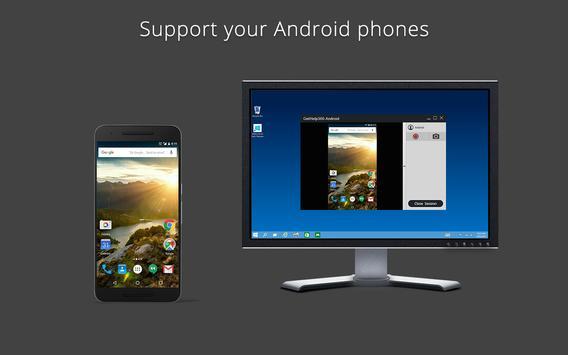 GetHelp360 apk screenshot