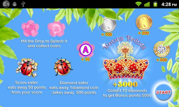 Splash Up! Kids Alphabets Game screenshot 1