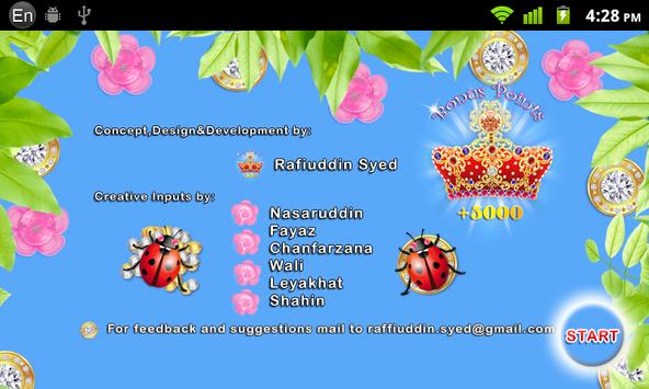 Splash Up! Kids Alphabets Game screenshot 5