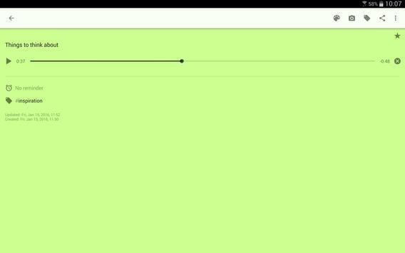 Notepad screenshot 13