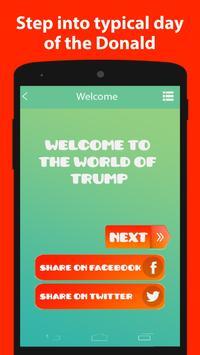 Trump Todo List Maker poster