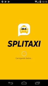 Splitaxi Motorista poster