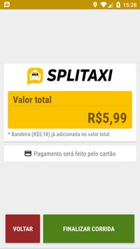 Splitaxi Motorista screenshot 4
