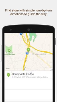 Generoasta Coffee apk screenshot
