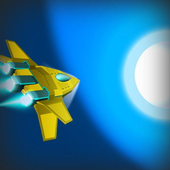 Tap Space Free Infinite Runner icon