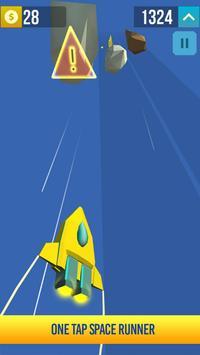 Tap Space Free Infinite Runner apk screenshot