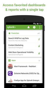 Splunk Mobile App poster