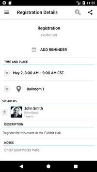 Splunk Global Events apk screenshot
